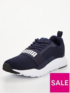 puma-wired-junior-trainers-blacknbsp