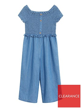 mango-girls-denim-shirred-bodice-jumpsuit-blue