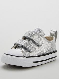 converse-chuck-taylor-all-star-2v-ox-glitter-infant-trainer-silver
