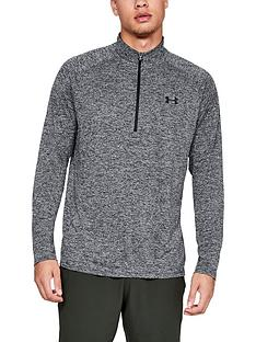 under-armour-tech-20-zip-top-blacknbsp