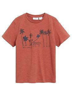 mango-boys-jungle-short-sleeve-tshirt-red