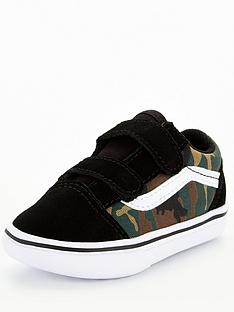 vans-old-skool-woodlandnbspinfant-trainers-camo