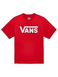 vans-classic-boys-t-shirt-red