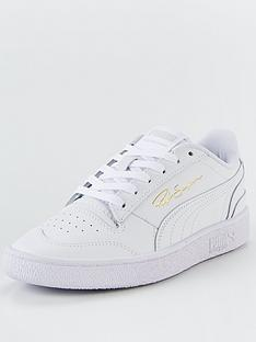 puma-ralph-sampson-lo-junior-trainers-white