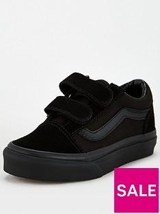 vans-old-skool-childrens-trainer-black