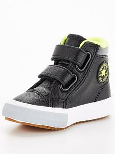 converse-chuck-taylor-all-starnbsppcnbspboot-hi-utility-leather-infant-trainers-black