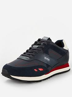boss-parkour-nylon-runner-trainers-navynbsp