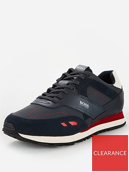 boss-parkour-nylon-runner-trainers-navynbsp
