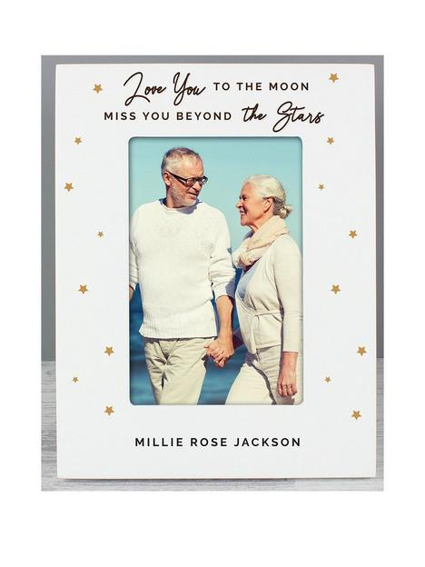 the-personalised-memento-company-personalised-love-you-to-the-moon-memorial-photo-frame