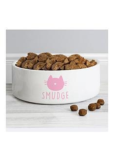 personalised-cat-bowl