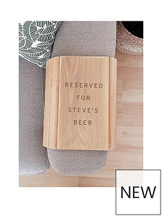 personalised-wooden-sofa-tray