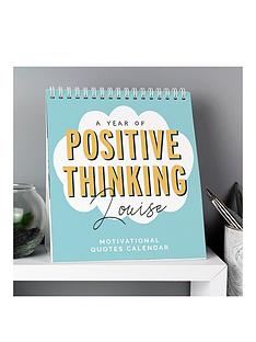 personalised-positive-thinking-2021-desk-calendar