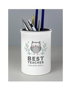 personalised-thank-you-teacher-pen-pot