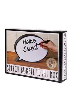 fizz-speech-bubble-light-box