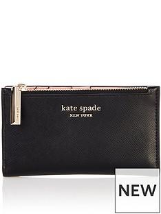 kate-spade-new-york-spencernbspslim-bifold-purse-black