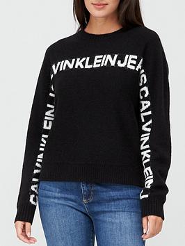 calvin-klein-jeans-logo-banana-sweater-black