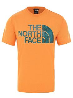 the-north-face-reaxion-easy-t-shirt-orange