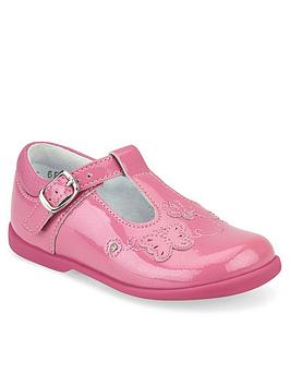 start-rite-girls-sunshine-t-bar-shoes-pink-glitter