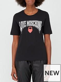 love-moschino-love-boxing-t-shirt-black