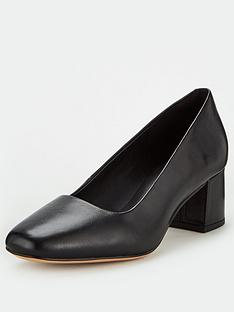 clarks-sheer-rose-2-block-heel-court-shoe-black