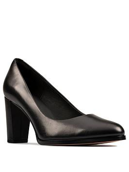 clarks-kaylin-cara-2-heeled-court-shoe-black