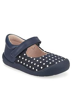 start-rite-girls-joy-strap-shoes-navy