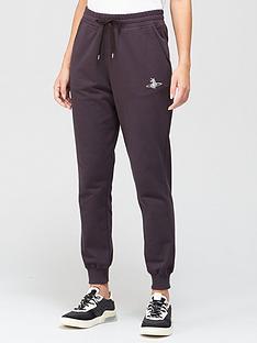 vivienne-westwood-classic-sweatpants-dark-grey