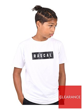 rascal-childrensnbspradium-carbon-short-sleevenbspt-shirt-white