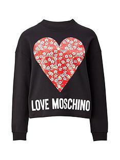 love-moschino-floral-heart-sweatshirt-black