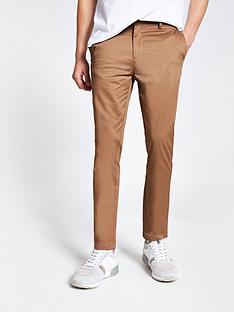 river-island-pebble-chino-trouser-stone