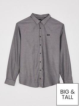 boss-brod-textured-shirt-black