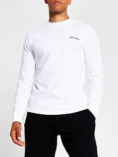 river-island-prolificnbsplong-sleeve-t-shirt-white