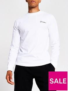river-island-prolificnbsplong-sleeve-t-shirt-white