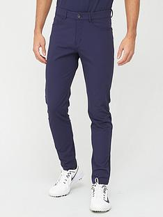 kjus-golf-ike-5-pocket-pants-blue