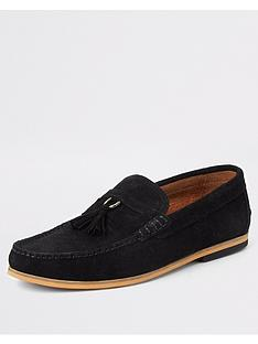 river-island-tadley-loafernbspwith-ring-and-tassel-embellishment-black