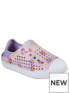 skechers-girls-floral-guzman-sandals-pink