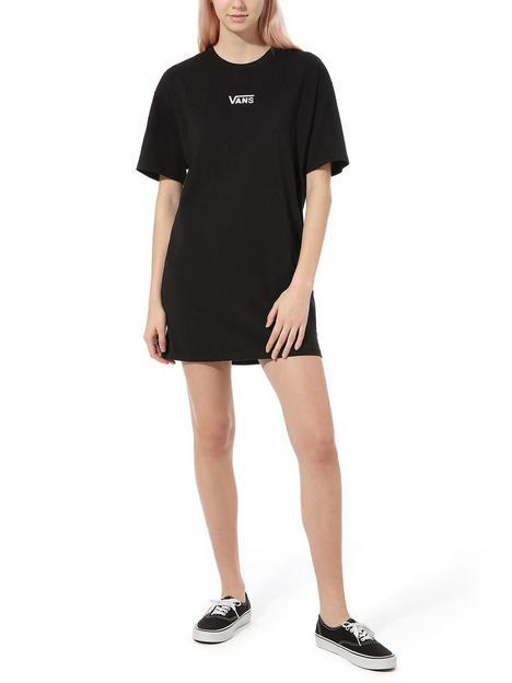 vans-center-vee-t-shirtnbspdress-black