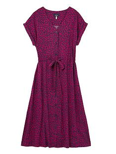 joules-yasmine-button-through-v-neck-dress-pink