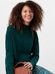 joules-halton-luxe-turtle-neck-jumper-green