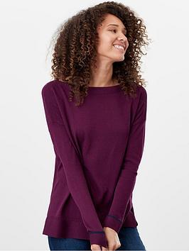 joules-vivianna-drop-shoulder-slash-neck-jumper-purple