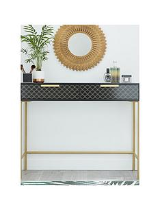 botanist-console-table