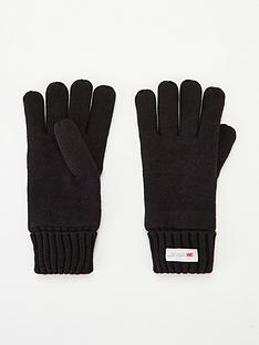 very-man-thinsulate-gloves-black