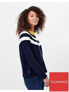 joules-seaport-crew-neck-raglan-jumper-navy