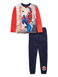 spiderman-boys-long-sleeve-pjs-multi