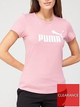 puma-essentialnbsplogo-tee-pink