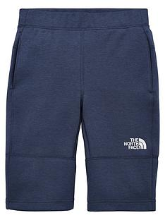 the-north-face-slacker-shorts-navy