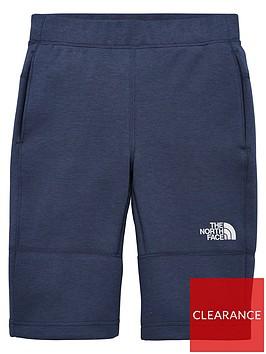 the-north-face-slacker-shorts-navy