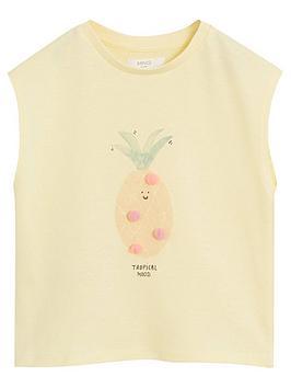 mango-baby-girls-pineapple-print-sleeveless-t-shirt