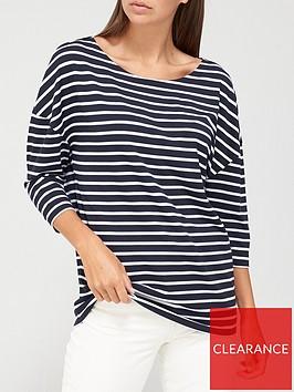 v-by-very-stripe-drop-shoulder-oversized-t-shirt-navystripe