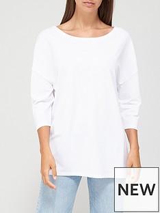 v-by-very-drop-shoulder-oversized-t-shirt-ivory